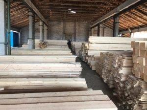 Наше производство пиломатериалов в Вологодской области