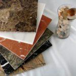 Мраморная плитка: качества, принципы обращения, проблемы